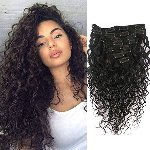 Curly-Clip-in-hair-extensions-Wavy-Look