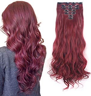 Scarlet Look Clip In Hair Extensions