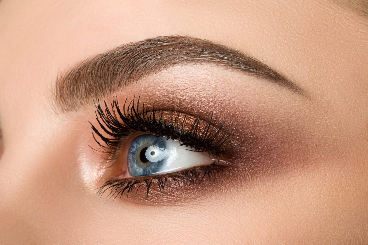You Can Have Perfect Tinted Eyelash..Read Here - Ms Beauty Guru