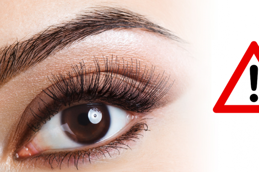 legal concerns of eyelash tinting